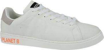 Ecoalf Sneaker Sanford Wit