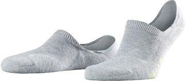 FALKE Cool Kick Socken Grau