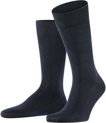 Falke Happy Socks 2 Pair Dark Blue