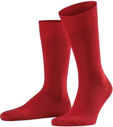 Falke Happy Sokken 2 Paar Rot