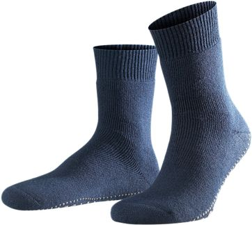 Falke Homepad House Socks Dark Blue