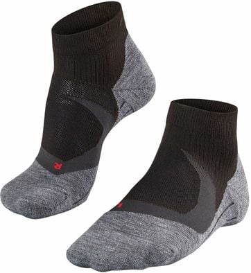 Falke RU4 Cool Short Socks Black