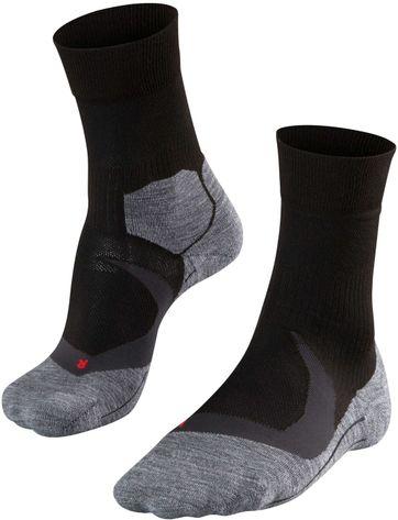 Falke RU4 Cool Socken Schwarz