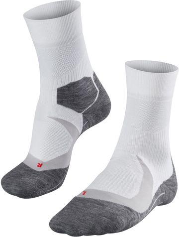 Falke RU4 Cool Socken Weiß
