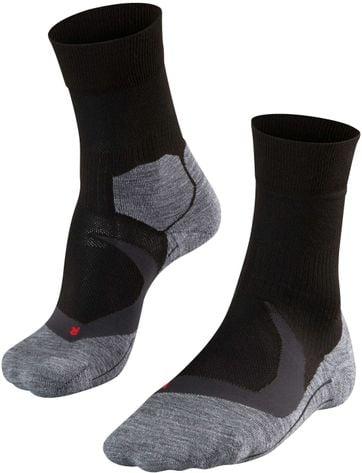 Falke RU4 Cool Socks Black