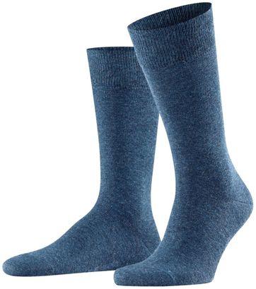 Falke Swing Socken 2-Pack Dunkelblau M