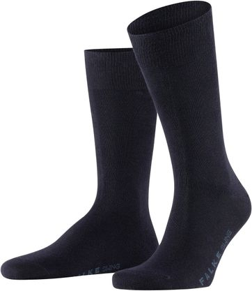 Falke Swing Socks 2-Pack Navy