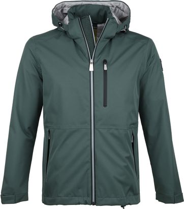 Fortezza Saletti Jacket Green