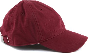 Fred Perry Cap Bordeaux