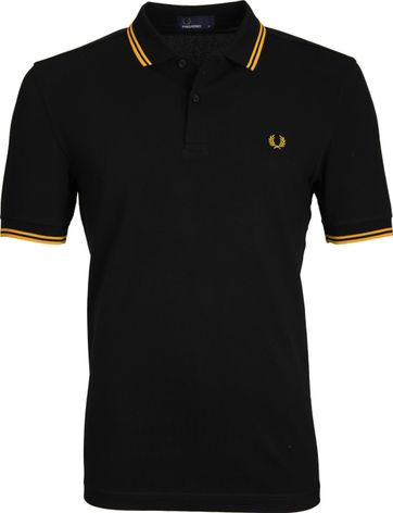 Fred Perry Polo Dunkelblau K97