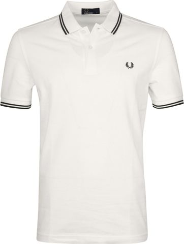 Fred Perry Polo Off-White K94