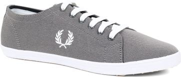 Fred Perry Sneaker Kingston Antraciet