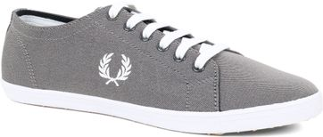 Fred Perry Sneaker Kingston Dunkelgrau