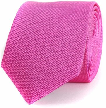 Fuchsia Krawatte 06A