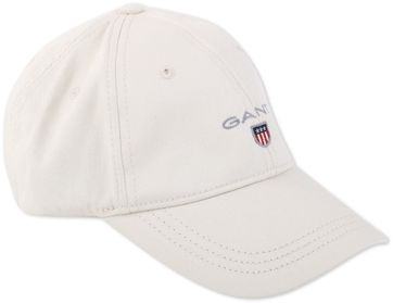 Gant Cap Twill Off-White