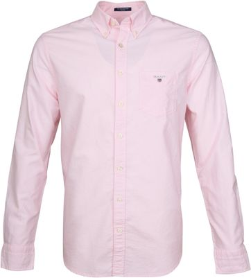 Gant Casual Hemd Oxford Pink