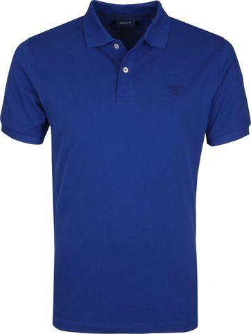 Gant Poloshirt Rugger Blue