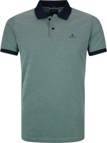 Gant Poloshirt Rugger Green
