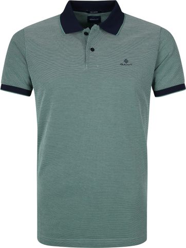 Gant Poloshirt Rugger Groen
