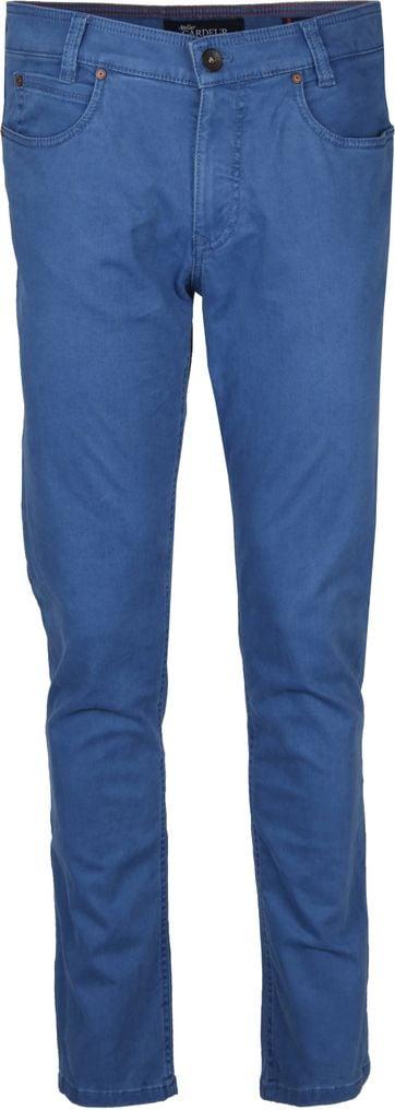 Gardeur Batu Pants Blue
