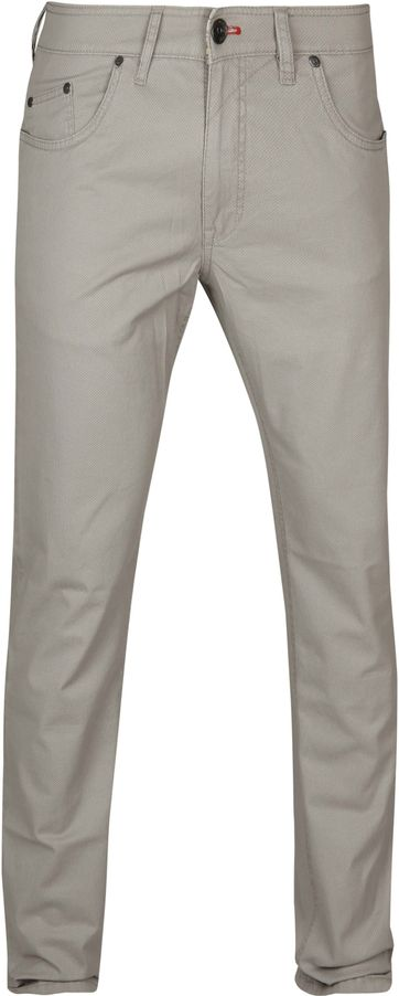 Gardeur Bill Trousers Dessin Beige