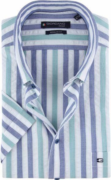 Giordano League Shirt Stripes