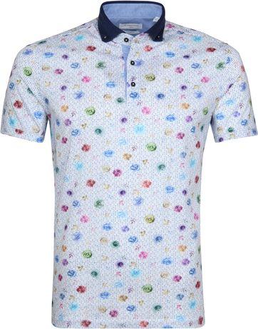 Giordano Poloshirt Multicolour Rosen