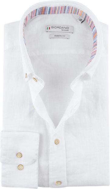 Giordano Toririno Hemd Weiß