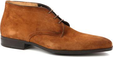Giorgio Amalfi Shoe Cognac Suede