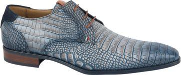 Giorgio Cerbi Shoe Grey Blue