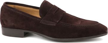 Giorgio Loafer Shoe Eido Dark brown