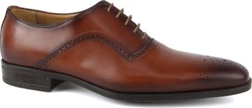 Giorgio Scandicci Shoe Brown 110
