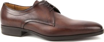 Giorgio Scandicci Shoe Deep Brown