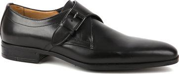 Giorgio Serrano Nero Shoe Monk Strap Black