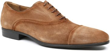 Giorgio Shoe Washed Brown