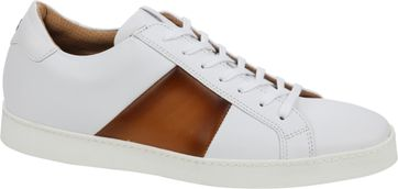 Giorgio Sneaker Manlis White