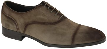 Giorgio Suede Shoes Green