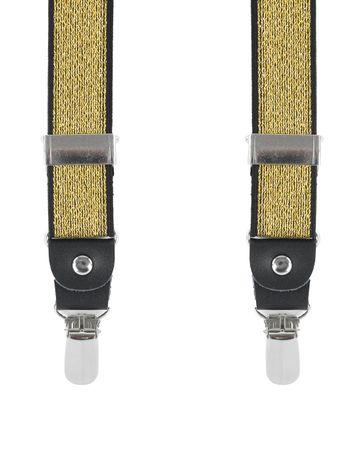 Gold Hosenträger