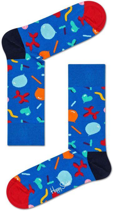 Happy Socks Bas Ballons