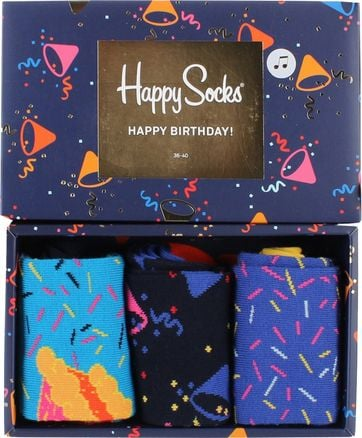 Happy Socks Birthday Box