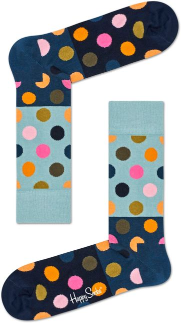 Happy Socks Colored Dots