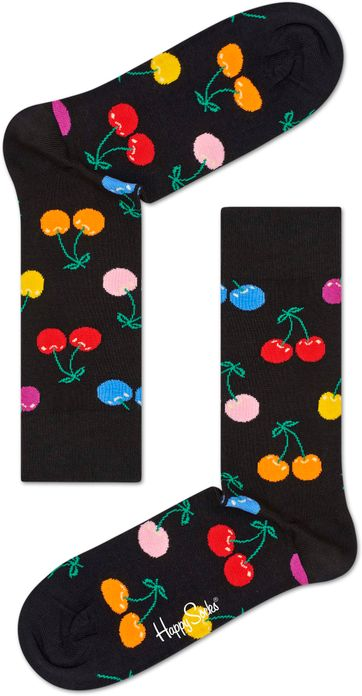 Happy Socks Colorful Cherries