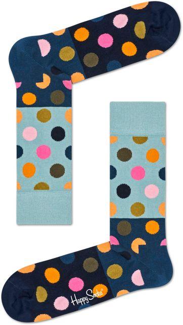 Happy Socks Gekleurde Stippen
