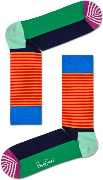Happy Socks Half Streep