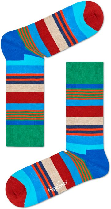 Happy Socks Multi Stripes