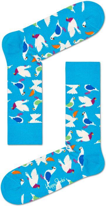 Happy Socks Taube