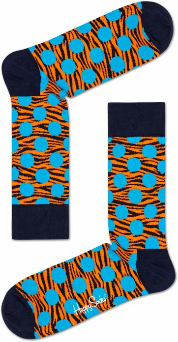 Happy Socks Tiger Dots