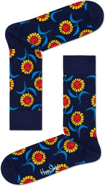 Happy Socks Zonnebloemen