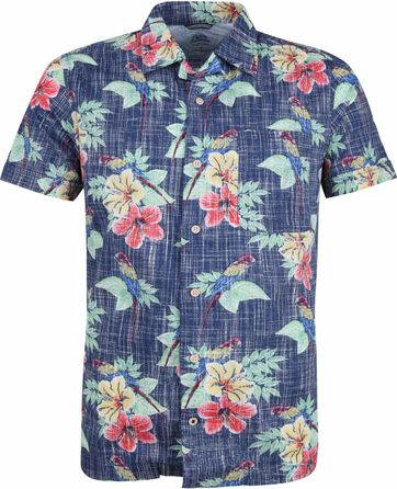 IZOD Shirt Flower