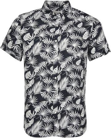 KnowledgeCotton Apparel SS Shirt Linen